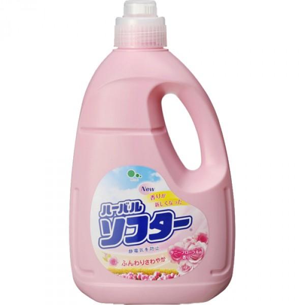 Кондиционер для белья Mitsuei, с ароматом белых цветов, 2 л060168Кондиционер для белья придает невероятную мягкость вашим вещам. Идеально подходит для всех видов ткани, даже для деликатных, таких как шерсть и шелк. Предотвращает появление катышков, снимает статику. Окутывает ваши вещи мягким, нежным ароматом белых цветов. Даже в холодную зимнюю пору вы можете чувствовать себя на Альпийском лугу, усеянном чудесными белыми цветами. Состав: поверхностно-активное вещество (диалкил аммониевая соль эфирного типа ).