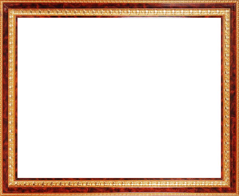 Багетная рама Renaissance, цвет: светло-коричневый, золотистый, 40 см х 50 см2562-BB Renaissance (с. коричневый)Багетная рама Renaissance изготовлена из пластика. Багетные рамы предназначены для оформления картин, вышивок и фотографий. Оформленное изделие всегда становится более выразительным и гармоничным. Подбор багета для картин очень важен - от этого зависит, какое значение будет иметь выполненная работа в вашем интерьере. Если вы используете раму для оформления живописи на холсте, следует учесть, что толщина подрамника больше толщины рамы и сзади будет выступать, рекомендуется дополнительно зафиксировать картину клеем, лист-заглушку в этом случае не вставляют. В комплекте - крепежные элементы, с помощью которых изделие можно подвесить на стену.