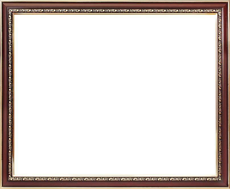 Багетная рама Аcademic, цвет: темно-коричневый, золотистый, 40 х 50 см2582-BB Аcademic (т. коричневый)Багетная рама Аcademic изготовлена из пластика. Багетные рамы предназначены для оформления картин, вышивок и фотографий. Оформленное изделие всегда становится более выразительным и гармоничным. Подбор багета для картин очень важен - от этого зависит, какое значение будет иметь выполненная работа в вашем интерьере. Если вы используете раму для оформления живописи на холсте, следует учесть, что толщина подрамника больше толщины рамы и сзади будет выступать, рекомендуется дополнительно зафиксировать картину клеем, лист-заглушку в этом случае не вставляют. В комплекте - крепежные элементы, с помощью которых изделие можно подвесить на стену.