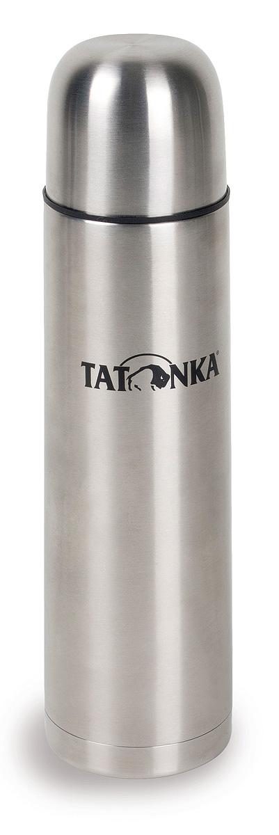 Термос Tatonka Hot & Cold Stuff, 0,7 л115510Термос из нержавеющей стали Tatonka Hot & Cold Stuff. Горячее останется горячим, а холодное - холодным, достаточно долгое время. У термоса практичная винтовая пробка, открутив которую на полтора оборота, можно наливать напиток, не вынимая пробку из термоса. Крышка термоса может использоваться как удобный термостакан.Диаметр термоса: 8,3 см.Высота термоса: 27,4 см.Тепло: при заливании жидкости 95°С, через 6 часов 76°С, через 24 часа 46°С.Холод: при заливании жидкости 4°С, через 6 часов 4°С, через 24 часа 10°.