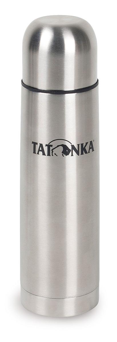 Термос Tatonka Hot & Cold Stuff, 0,45 л4150.000Термос из нержавеющей стали Hot & Cold Stuff. Горячее останется горячим, а холодное - холодным, достаточно долгое время. У термоса практичная винтовая пробка, открутив которую на полтора оборота, можно наливать напиток, не вынимая пробку из термоса. Крышка термоса может использоваться как удобный термостакан. Диаметр термоса: 6,7 см. Высота термоса: 26,8 см. Тепло: при заливании жидкости 95°С, через 6 часов 72°С, через 24 часа 42°С. Холод: при заливании жидкости 4°С, через 6 часов 4°С, через 24 часа °С.