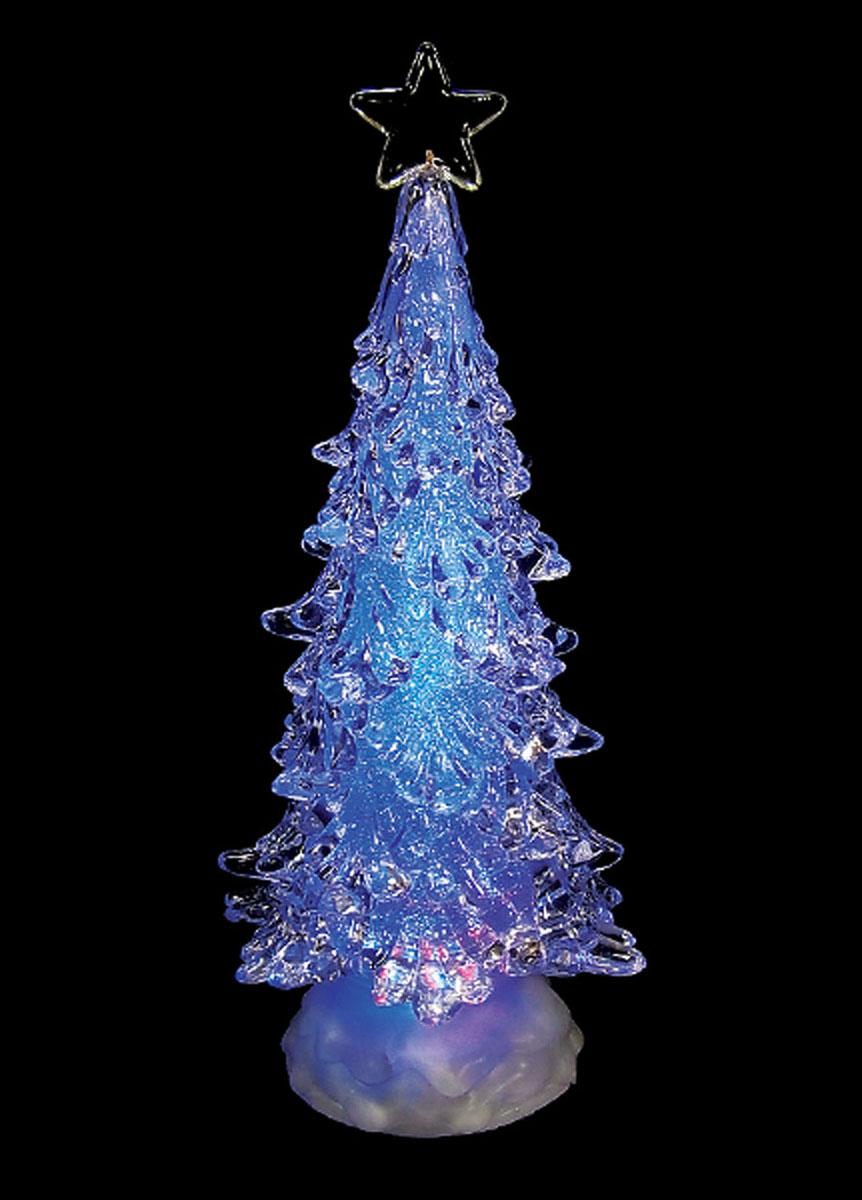 Новогодняя декоративная фигурка Kosmos Елка, с подсветкой, высота 30 смKOCNL-EL110
