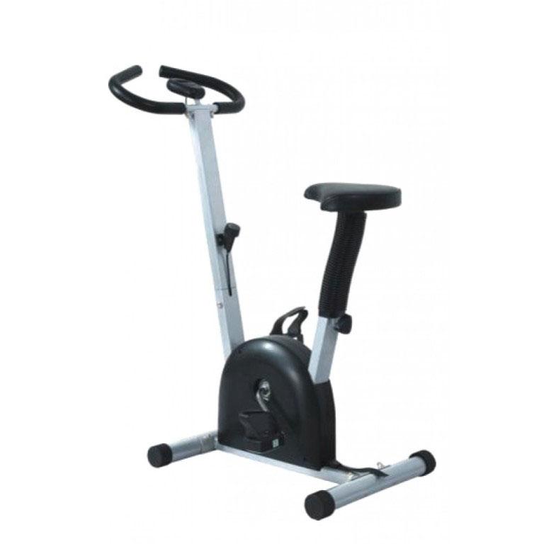 Велотренажер Sport Elit, цвет: серый, 70 см х 46 см х 99 см велотренажер sport elit se 601
