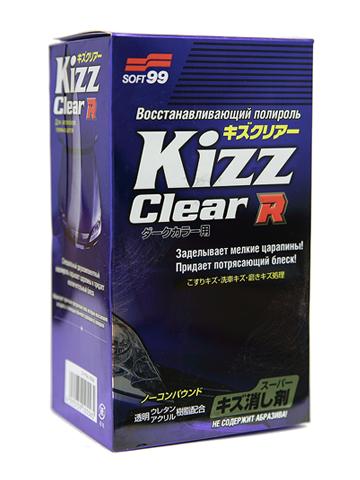 Полироль для кузова Soft99 Kizz Clear R D, восстанавливающий, для темных автомобилей, 270 мл10556/10156Soft99 Kizz Clear R D - это средство, избавляющее от царапин. Прозрачная смола заделывает царапины и придает блеск. Защищает корпус от вредного воздействия ультрафиолетовых лучей, кислотных осадков и выгорания. Водоотталкивающий эффект! Машина заблестит как новая. Поверхность приобретет зеркальный блеск. Не содержит абразива. Прилагается специальная мелкопузырьковая губка, делающая процесс нанесения полировки легким и приятным. Разделите губку на две части. Если одна половина губки испачкалась, воспользуйтесь второй. Губку можно мыть водой и после сушки использовать повторно. Эффект от применения Soft99 Kizz Clear R D на 150% выше, чем эффект от применения других аналогичных средств.