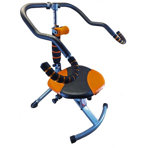 Тренажер для пресса Sport Elit, цвет: оранжевый, черный, 105 см х 69 см х 63 см GB-9160/9102