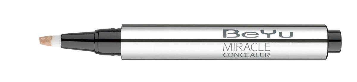 BeYu Консилер Hydro Miracle Concealer, увлажняющий, тон №2, 2,5 мл artdeco консилер с кисточкой маскирующий perfect teint concealer тон 05 2 мл