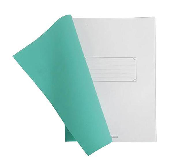 Тетрадь для записи 80л А4ф клетка на скобе в Полимерной обложке Зеленая665-SB80 листов. Полимерная обложка. Внутренний блок 60 гр/кв.м. Титульный лист. Тип разметки: В клетку; тип бумаги: Шелковисто-матовая; формат: А4; обложка: ПВХ; пол: унисекс; возраст: старшие классы; способ крепления: Скрепка; упаковка: Коробка картонная