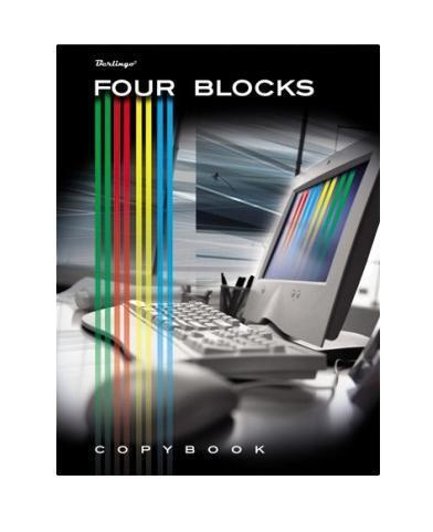 Hatber Тетрадь Four Blocks Компьютер 160 листов в клетку160Ттр4В1сп_03847Тетрадь Hatber Four Blocks с твердой обложкой формата А4 в клетку. Состоит из 160 листов, имеет 3 цветных разделителя для удобного использования, а также карман для хранения необходимых документов или мелких аксессуаров. Микроперфорация на отрыв предназначена для подшивки листов в архивную папку.