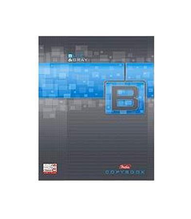 Тетрадь 80л А4ф клетка на скобе серебро серия -Colors-Gray-SMA510-V8-ET80 листов. Внутренний блок 60 гр/кв.м. Обложка с серебряной краской. Тип разметки: В клетку; тип бумаги: Шелковисто-матовая; формат: А4; обложка: картон; пол: унисекс; возраст: старшие классы; способ крепления: Скрепка; упаковка: Коробка картонная