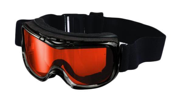 Очки горнолыжные Sky Monkey, цвет: черный. JR11 ORJR11 ORСпортивные горнолыжные очки Vcan надежно защитят Ваши глаза во время катания на лыжах или сноуборде. Двойные линзы выполнены из противоударного поликарбоната для большей защиты глаз. Отличительная особенность поликарбоната - самая высокая устойчивость к ударным нагрузкам. Очки с поликарбонатными линзами наиболее травмобезопасны. Оранжевые тонированные линзы обеспечивают 100% защиту от ультрафиолетовых лучей (UV400). Противотуманное покрытие на внутренней стороне линз предотвращает запотевание оптики. Характеристики: Материал: поликарбонат, пластик. Размеры упаковки: 17,5 см х 8,5 см х 9 см.