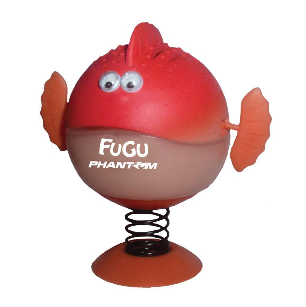 Ароматизатор Fugu Красные ягоды3548Ароматизатор Fugu Красные ягоды выполнен в виде рыбки. Благодаря своей уникальной конструкции (корпус ароматизатора закреплен на основании с помощью пружины), рыбка при движении покачивается из стороны в сторону. Носитель аромата - гелевый картридж - исключает возможность протекания! Обеспечивает длительный и стойкий аромат. Боковые покачивающиеся плавники создадут веселую атмосферу для Вашей поездки!