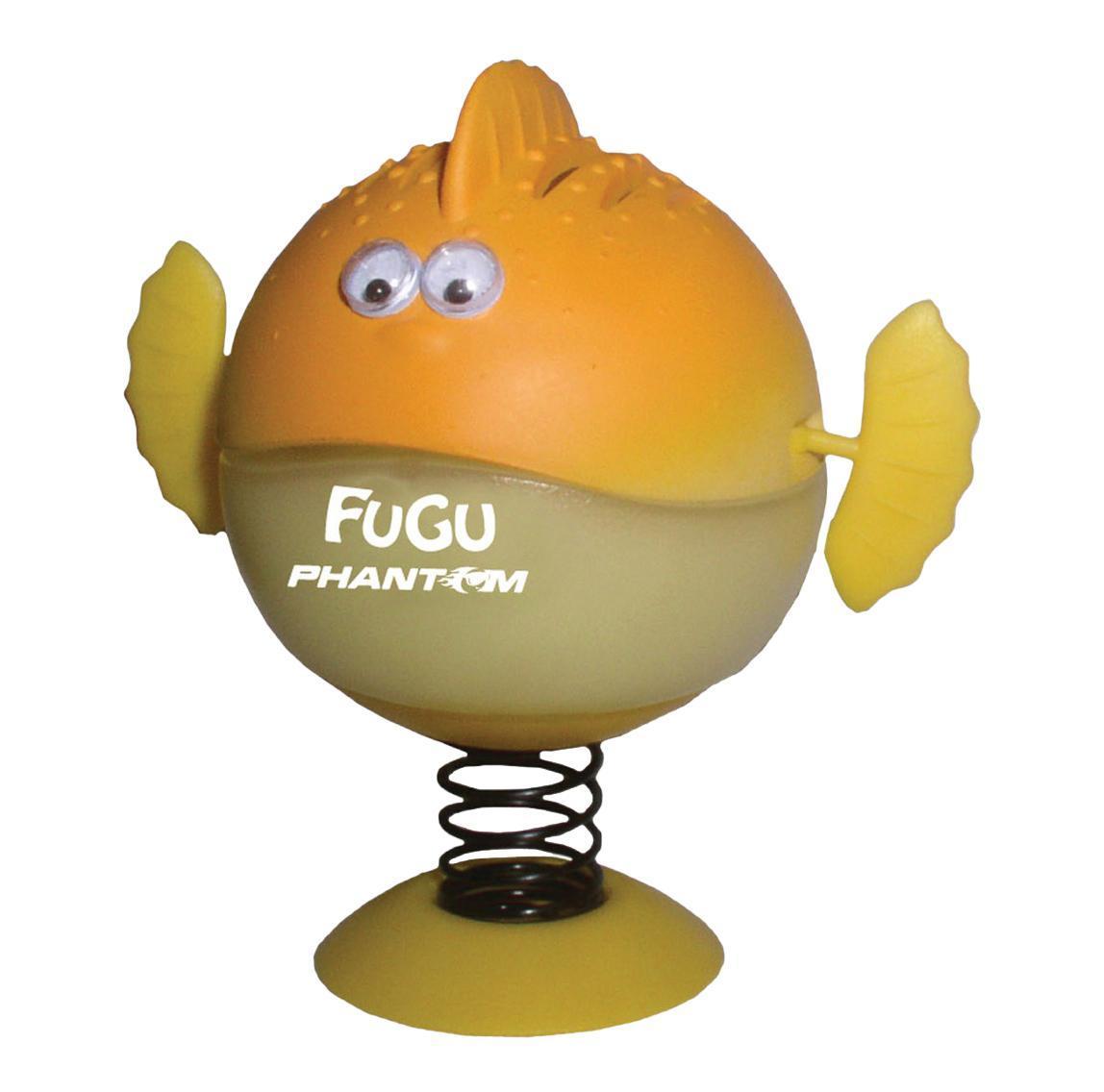 Ароматизатор Fugu ЛимонALLDRIVE 501Ароматизатор Fugu Лимон выполнен в виде рыбки. Благодаря своей уникальной конструкции (корпус ароматизатора закреплен на основании с помощью пружины), рыбка при движении покачивается из стороны в сторону. Носитель аромата - гелевый картридж - исключает возможность протекания! Обеспечивает длительный и стойкий аромат. Боковые покачивающиеся плавники создадут веселую атмосферу для Вашей поездки! Характеристики: Материал: искусственная кожа, отдушка, полипропилен. Диаметр рыбы: 5 см. Ароматизатор: гелевый картридж. Размер упаковки: 7,5 см х 6,5 см х 9 см. Производитель: США.