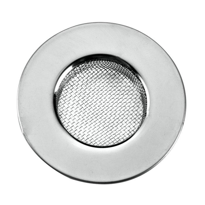 Фильтр для раковины Metaltex, диаметр 7,5 смVT-1520(SR)Фильтр для раковины Metaltex имеет специальное углубление для раковины и выполнен из нержавеющей стали и проволоки из нержавеющей стали. Сито-фильтр поможет предотвратить засорение вашей раковины.
