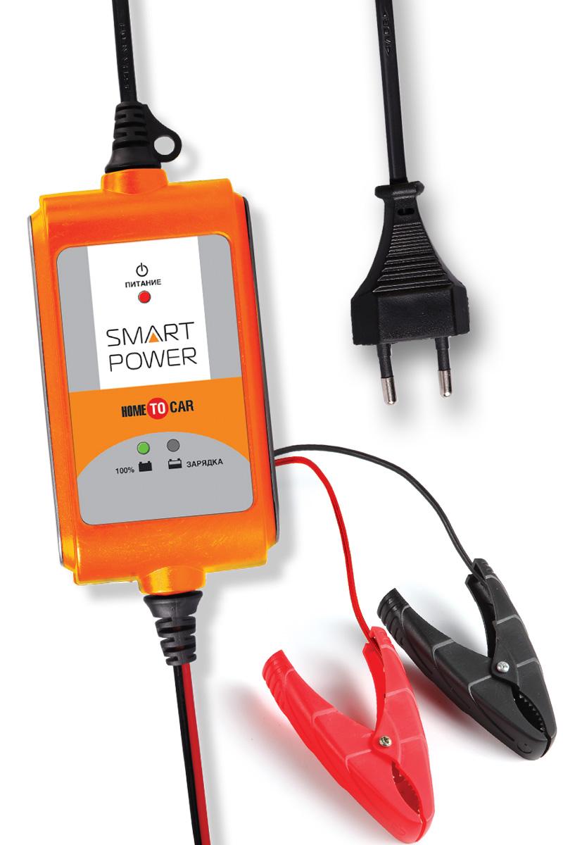 Устройство зарядное для автомобилей Berkut Smart Power SP-2NSP-2NКомпактное универсальное зарядное устройство Smart Power SP-2N бытового использования предназначено для обслуживания и зарядки всех типов 12-вольтовых аккумуляторных батарей, используемых в легковых автомобилях, мото и садовой технике. Функциональные особенности: Автоматический выбор стадий заряда. Для всех типов 12В свинцово-кислотных АКБ (в том числе необслуживаемых MF, клапанно-регулируемых VRLA, с пористым сорбентом из стекловолокна AGM, а также WET, GEL, Calcium type. Программа быстрого и бережного заряда в 3 стадии. Память последнего режима заряда при отключении питания. Три варианта подключения для зарядки АКБ: контакты-крокодилы, штекер в прикуриватель, кольцевые клеммы. Входное напряжение: 220-240В, 50 Гц. Выходное напряжение: 14,4В. Максимальный ток заряда: 2 А. Остаточное напряжение на клеммах заряжаемой АКБ: 5В. Емкость заряжаемой АКБ: 4 Ач-80 Ач. Цикл зарядки: 3 режима, полностью автоматический.