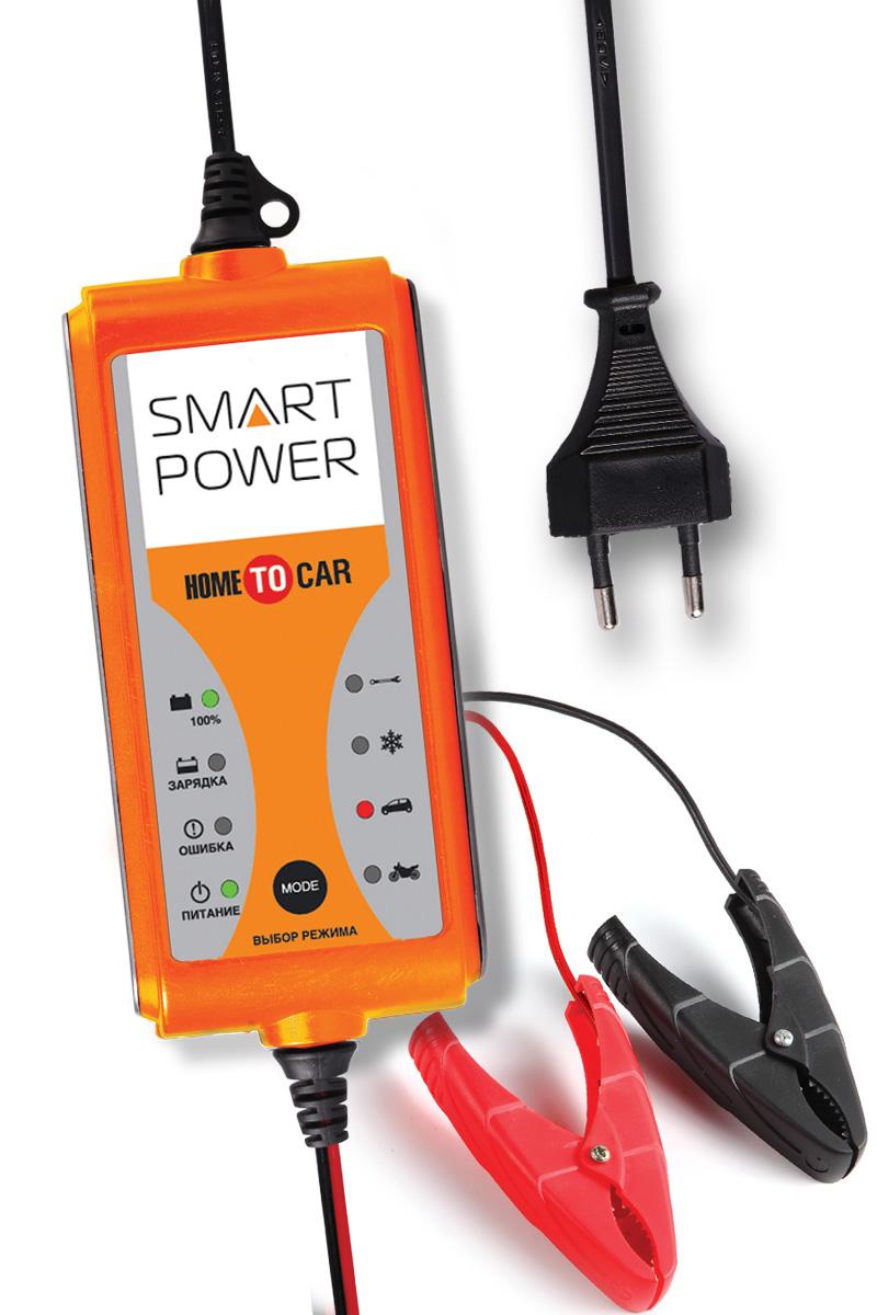 Устройство зарядное для автомобилей Berkut Smart Power SP-4NSP-4NКомпактное универсальное зарядное устройство Berkut Smart Power SP-4N бытового использования предназначено для обслуживания и зарядки всех типов 12-вольтовых аккумуляторных батарей, используемых в легковых автомобилях, мото и садовой технике. Функциональные особенности: Микропроцессорное электронное управление. Автоматический выбор стадий заряда. Для всех типов 12В свинцово-кислотных АКБ (в том числе необслуживаемых MF, клапанно-регулируемых VRLA, с пористым сорбентом из стекловолокна AGM, а также WET, GEL, Calcium type). Поэтапная программа быстрого и бережного заряда в девять стадий. Память последнего режима заряда при отключении питания. 4 режима работы устройства на выбор, включая режим восстановления - десульфатацию. 3 варианта подключения для зарядки АКБ: контакты-крокодилы, штекер в прикуриватель, кольцевые клеммы. Входное напряжение: 220-240В, 50 Гц. Выходное напряжение: 14,4-147В. Максимальный ток заряда: 4 А....