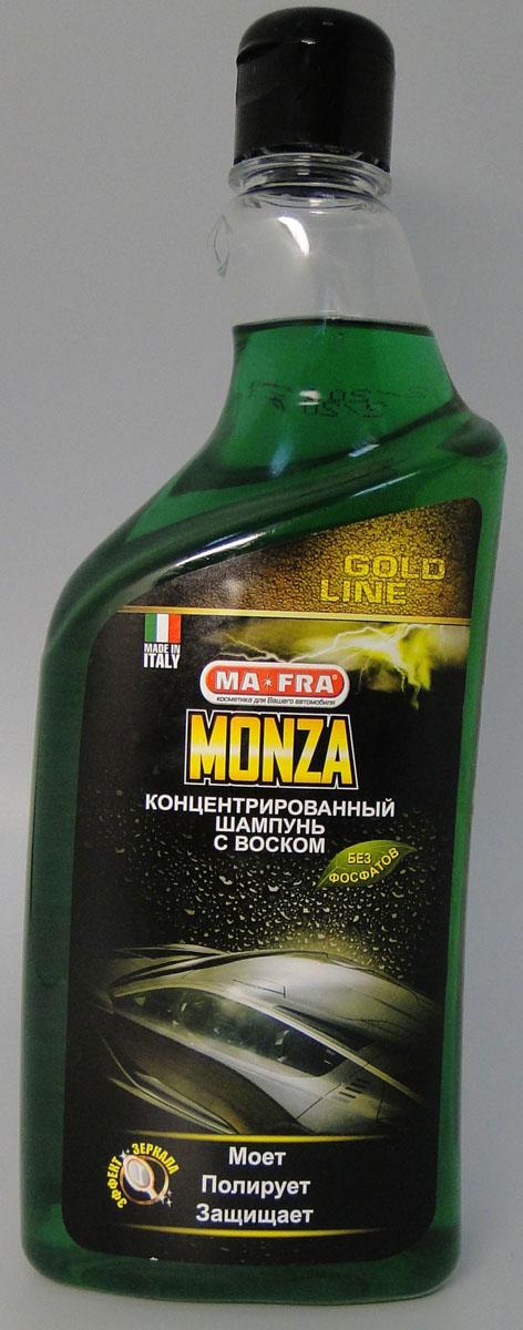 Шампунь концентрированный Sapfire Monza, с воском, 750 млH0470Шампунь Sapfire Monza содержит высокоадгезивные воски растительного происхождения, не содержит силикона и фосфатов. Не оставляет жирными окна и обрабатываемые поверхности, сохраняет первоначальный цвет вашего автомобиля, защищая кузов от вредных воздействий окружающей среды. Концентрированный продукт гарантирует до 25 моек. Состав: катионные ПАВ <5%, спирт этоксилированный <5%, алкилбетаин <5%, 4,5-дигидро-1H-имидазол <5%, Coco Diethanolamide <2%, Esterquat <2%, бутоксиэтанол <2%, уксусная кислота <2%, отдушка, консервант.