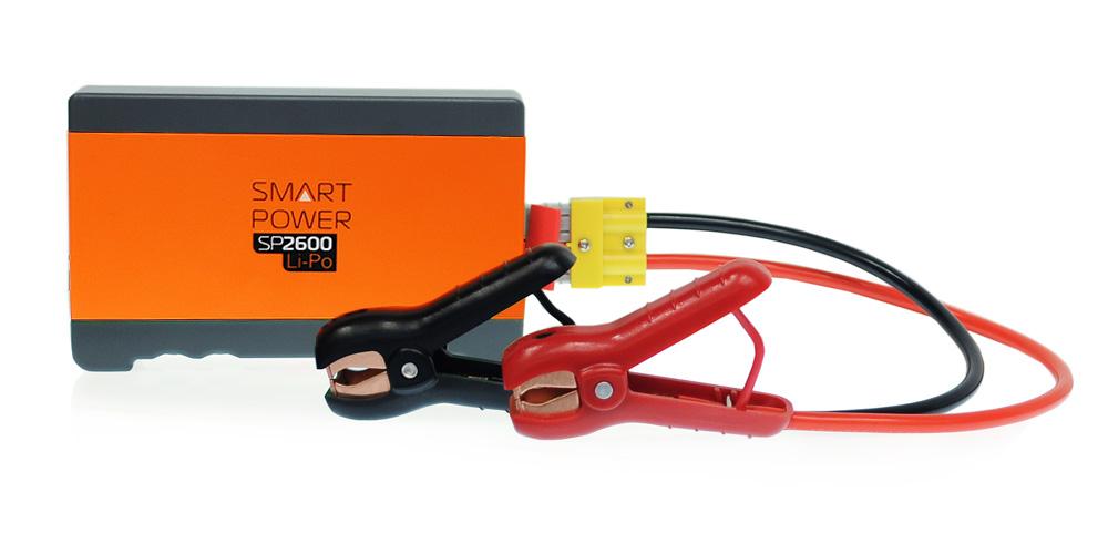 "Пуско-зарядное устройство Berkut ""Smart Power SP-2600"""