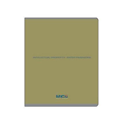 Полиграфика Тетрадь, 96л MC-7 оливковый35487 оливковыйПолиграфика Тетрадь, 96л MC-7 оливковый