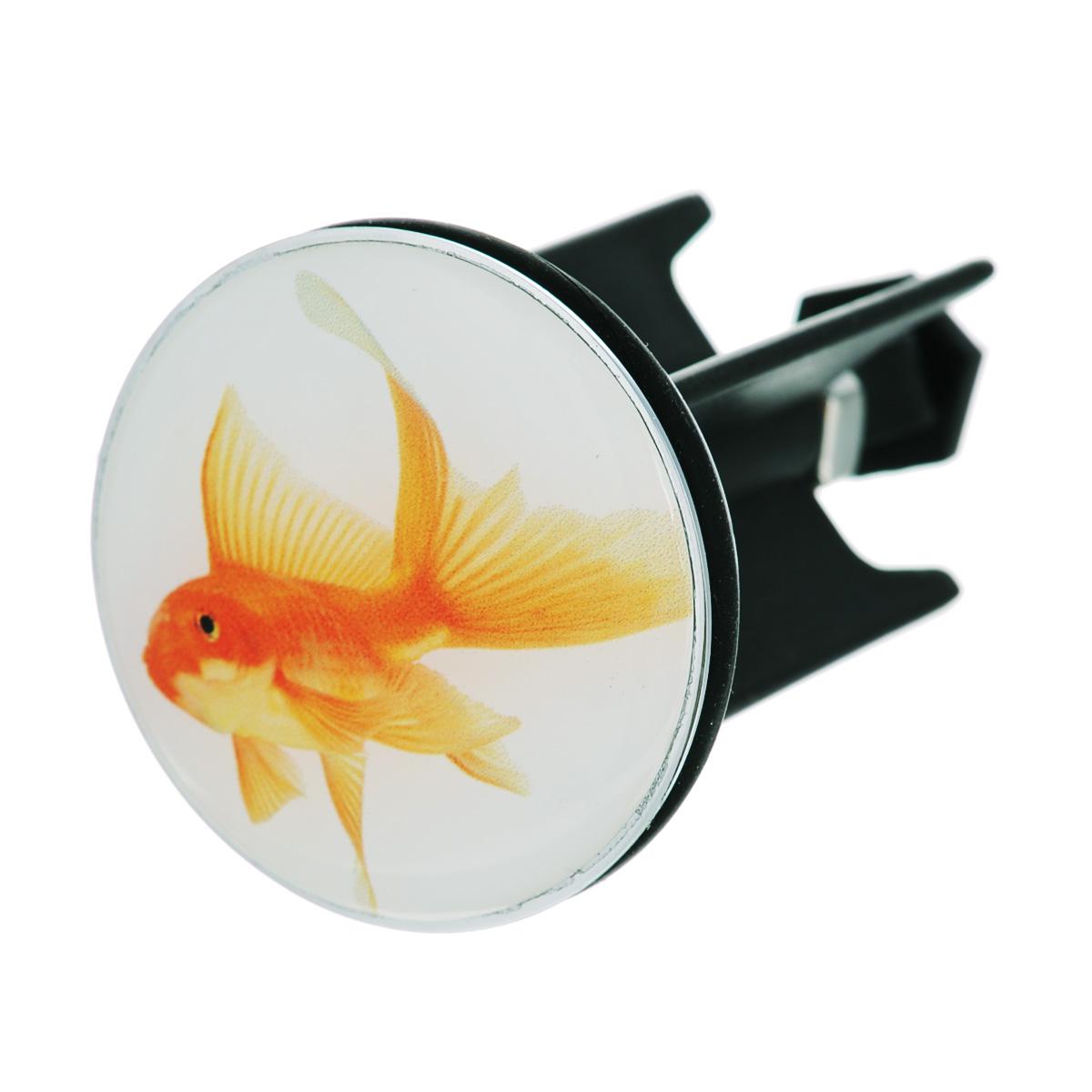 Пробка для раковины Wenko Fish, диаметр 4 см20765100