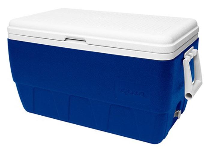 """Изотермический контейнер Igloo """"Family"""", цвет: синий, 49 л 44368"""