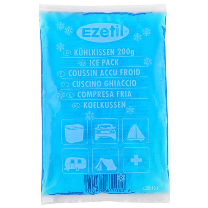 Аккумулятор холода Ezetil Soft Ice, 200 г890139Аккумулятор холода Ezetil Soft Ice выполнен в виде герметично запаянного полиэтиленового пакета с гелевым наполнителем голубого цвета. Свойства геля позволяют в режиме заморозки сохранять мягкость пакета и использовать его в нужной форме. Аккумулятор холода предназначен для поддержания температуры охлажденных продуктов или подогрева продуктов при транспортировке и хранении в сумке-холодильнике или в контейнере. Аккумулятор охлаждается до -18°С и нагревается до + 60°С. Содержимое аккумулятора не токсично. Аккумулятор изготовлен из экологически чистого материала, допускается к контакту с пищевыми продуктами и соответствует экологическим стандартам и нормативам EC. Размер аккумулятора: 12 см х 18 см х 1 см. Вес: 200 г.