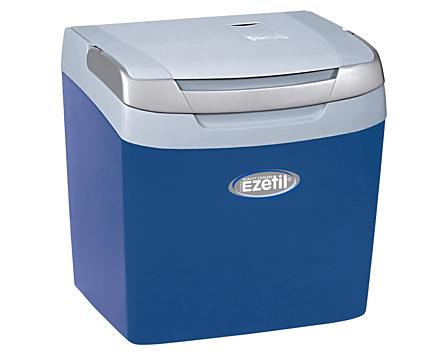 Термоэлектрический контейнер охлаждения Ezetil E 16 12VTF-14AU-12Термоэлектрический контейнер охлаждения Ezetil E 16 12V Артикул: 10776791 Объем: 16 л Длина: 32 см Ширина: 26 см Высота: 40 см Материал: Пластик Вес: 2900 гр Питание: От сети 12 вольт