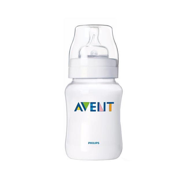 Бутылочка пластиковая Avent (Авент), 260 мл, от 1 месяца