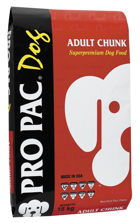 Корм сухой Pro Pac Adult Chunk для взрослых собак стандарт, 3 кг0120710Сухой корм Pro Pac Adult Chunk - высококачественный корм для взрослых собак, специально создан для поддержания прекрасной формы Вашего питомца и обеспечивает ему долгую и здоровую жизнь. Корм содержит надлежащий баланс белков и аминокислот, жиры, углеводы, витамины и минералы для активных взрослых собак. Использование высококачественной куриной муки (>30%) и куриного жира (15%) делает корм великолепным по вкусу и легким в переваривании. Входящие в состав корма питательные вещества способствуют укреплению костей и повышению мышечного тонуса, регулярной и легкой работе кишечника, сохранению красивой и здоровой шерсти. Смесь содержит полный комплекс питательных веществ, натуральные консерванты и имеет 100% гарантию качества. Состав: куриная мука (>30%), зерновые продукты, куриный жир (сохраненный со смешанным токоферолом), рисовая мука, высушенная мякоть свеклы, куриные добавки, льняное семя, соль, пивные сухие дрожжи, дрожжевая культура, хлорид калия, хлорид холина, DL-метионин, L-лизин, Витамин Е, Витамин Д3, Витамин А, никотиновая кислота, кальция пантотенат, биотин, витамин В12, добавка рибофлавина, тиамин, витамин С, витамин В6, фолиевая кислота, окись марганца, сульфат железа, сульфат меди, окись цинка, дийодгидрат эфилендиамина, протеиновый цинк, протеиновый марганец, протеиновое железо, протеиновый магний, протеиновая медь. Анализ: белок 26%, жиры 15%, зола 7,8%, клетчатка 4%, влажность 10%, кальций 1%, фосфор 0,8%, витамин А 13.029 МЕ, витамин Д3 1.896 МЕ, витамин Е 133 мг/кг, медь (сульфат меди) 17 мг/кг, Омега-6 >2,7%, Омега-3 >0,45%. Товар сертифицирован.