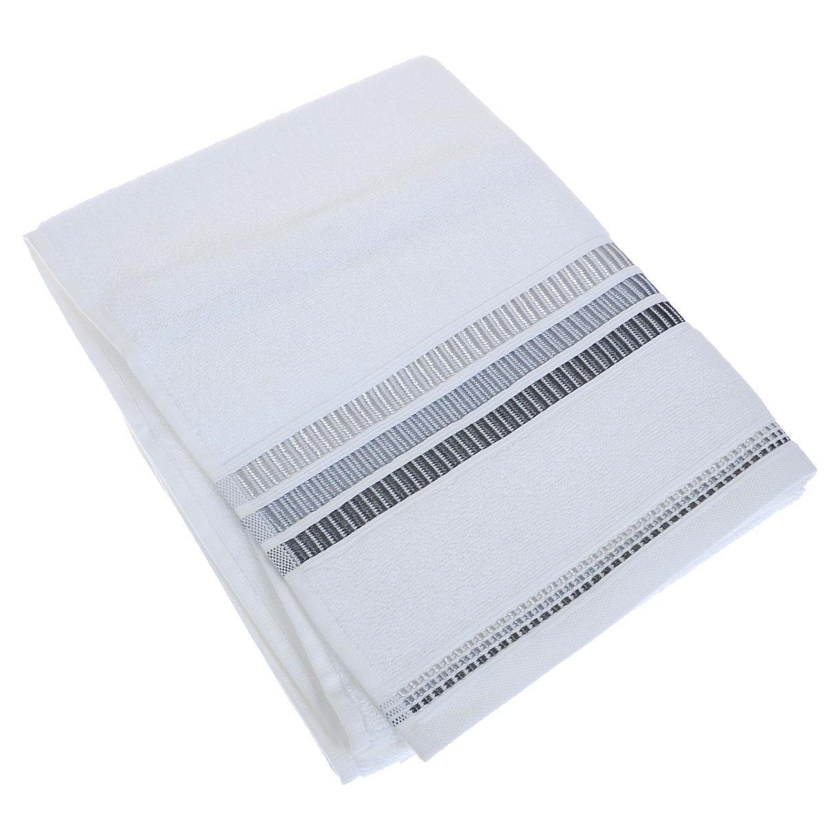 Полотенце махровое Coronet Пиано, цвет: белый, 50 см х 90 смБ-МП-2020-01-01Махровое полотенце Coronet Пиано, изготовленное из натурального хлопка, подарит массу положительных эмоций и приятных ощущений. Полотенце отличается нежностью и мягкостью материала, утонченным дизайном и превосходным качеством. Оно прекрасно впитывает влагу, быстро сохнет и не теряет своих свойств после многократных стирок. Махровое полотенце Coronet Пиано станет достойным выбором для вас и приятным подарком для ваших близких. Мягкость и высокое качество материала, из которого изготовлены полотенца не оставит вас равнодушными.