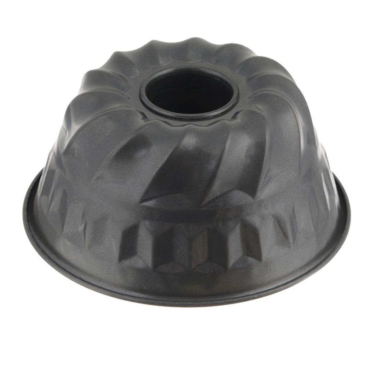 Форма для кекса Mayer & Boch, с антипригарным покрытием, круглая, диаметр 15 см20176Форма для кекса Mayer & Boch изготовлена из углеродистой стали с антипригарным покрытием, благодаря чему пища не пригорает и не прилипает к стенкам посуды. Кроме того, готовить можно с добавлением минимального количества масла и жиров. Антипригарное покрытие также обеспечивает легкость мытья. Внутренние боковые стенки рельефные, что придаст вашей выпечке особую аппетитную форму. Подходит для использования в духовом шкафу. Не подходит для СВЧ-печей. Рекомендуется ручная чистка. Используйте только деревянные и пластиковые лопатки. Высота стенок: 5 см. Диаметр (по верхнему краю): 15 см. Диаметр основания: 9,5 см.