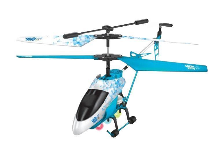 Sochi 2014 Вертолет на радиоуправлении