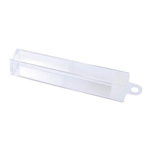 930509 Контейнер для бисера , 2*2*8.5см Hobby&Pro, 10шт7706797Коробка для бисера, изготовленная из прозрачного пластика. В ней можно хранить мелкие предметы для рукоделия, например, бисер, блестки, стразы или пайетки. Изделие плотно закрывает прозрачной крышкой. Такая коробка поможет держать вещи в порядке.