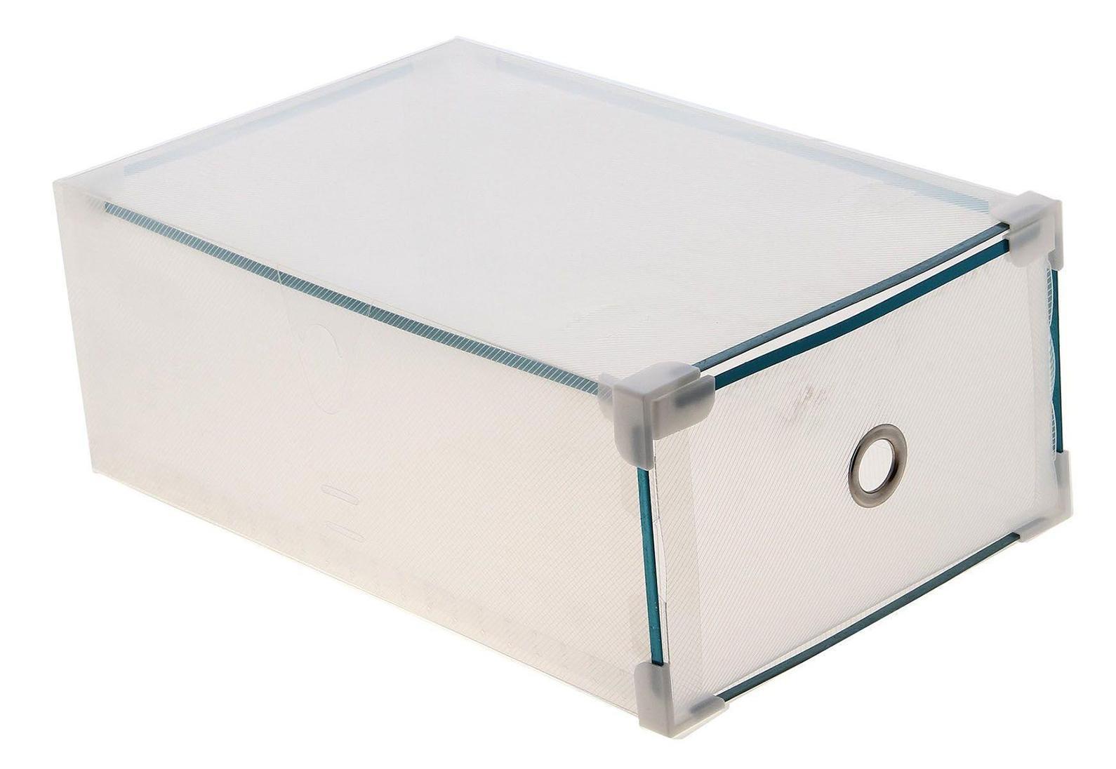 короб для хранения выдвижной 34*22*12см прозрачный 7099686907099680004Коробка для мелочей изготовлена из прочного пластика. Предназначена для хранения мелких бытовых мелочей, принадлежностей для шитья и т.д. Коробка оснащена плотно закрывающейся крышкой, которая предотвратит просыпание и потерю мелких вещиц. Коробка для мелочей сохранит ваши вещи в порядке. Материал: Пластик, металл