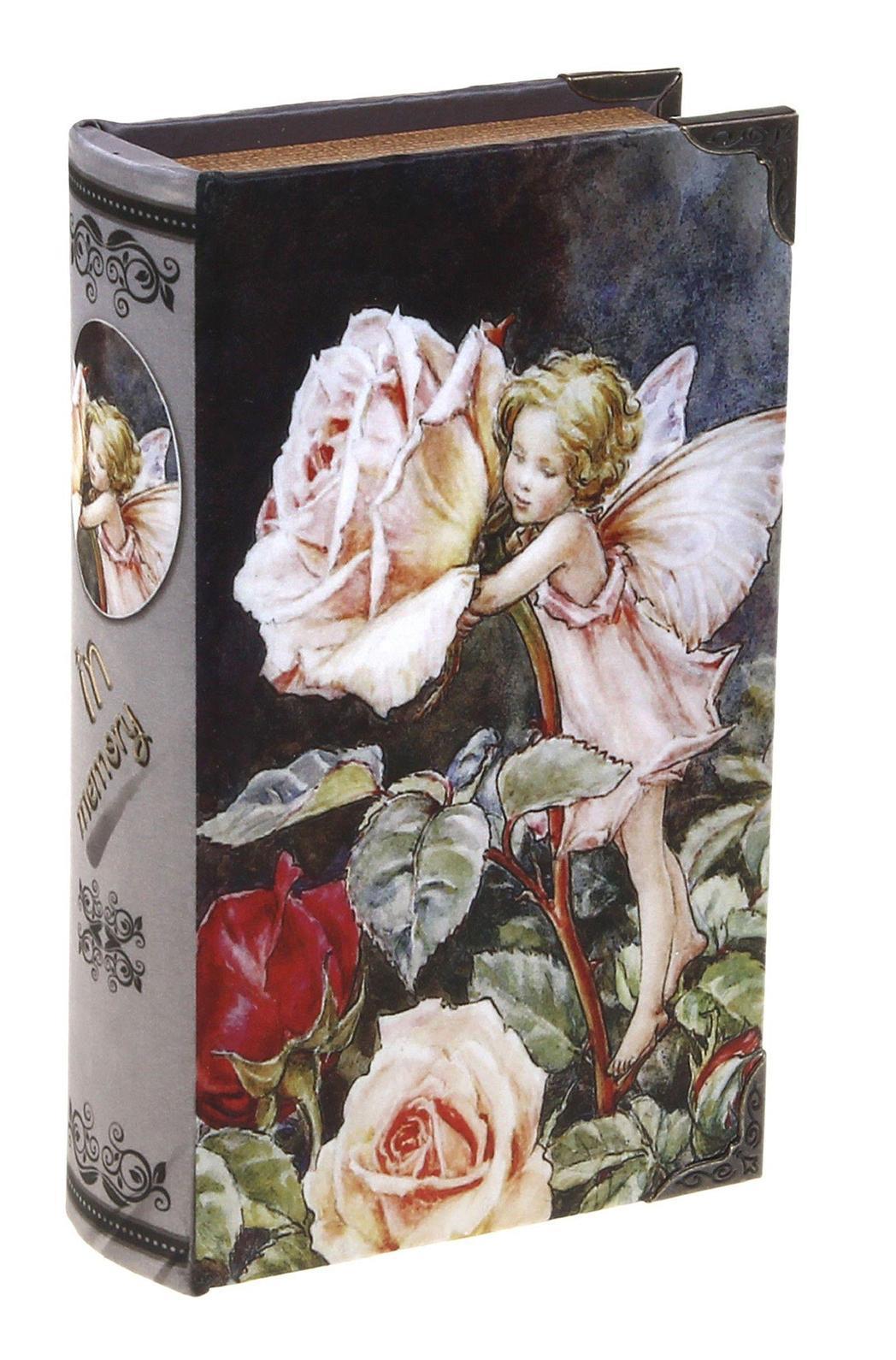 Книга-сейф Голландские розы, с ключом. 521802521802Выбор подарка – непростая задача для многих. Сейф-книга Голландские розы обтянута шелком - не просто подарок, но и гарантия хорошего настроения, ведь это красивая вещь из качественного, безопасного для здоровья материала. Данный товар может пополнить коллекцию уже существующих сувениров или стать началом новой коллекции. Надолго сохранит память о замечательном дне и о том, кто вручил подарок. Уже сегодня вы можете купить оптом данный сувенир в нашем интернет-магазине. Характеристики: Материал: дерево, металл, текстиль. Цвет: мульти. Размер книги-сейфа: 10,5 см x 17 см x 4,5 см. Размер упаковки: 12 см х 18 см х 5,5 см. Артикул: 521802.