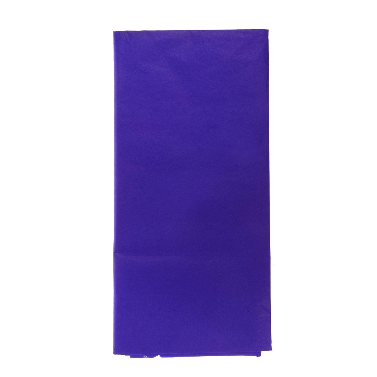 Бумага папиросная Folia, цвет: синий (34), 50 х 70 см, 5 листов. 7708123_347708123_34Бумага папиросная Folia - это великолепная тонкая и эластичная декоративная бумага. Такая бумага очень хороша для изготовления своими руками цветов и букетов с конфетами, топиариев, декорирования праздничных мероприятий. Также из нее получается шикарная упаковка для подарков. Интересный эффект дает сочетание мягкой полупрозрачной фактуры папиросной бумаги с жатыми и матовыми фактурами: креп-бумагой, тутовой и различными видами картона. Бумага очень тонкая, полупрозрачная - поэтому ее можно оригинально использовать в декоре стекла, светильников и гирлянд. Достаточно большие размеры листа и богатая цветовая палитра дают простор вашей творческой фантазии. Размер листа: 50 см х 70 см. Плотность: 20 г/м2.