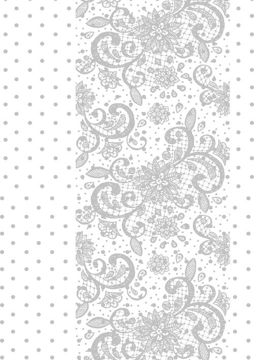 Калька для скрапбукинга Узоры и горошек, цвет: серый, 21 см х 30 см09840-20.000.00Калька для скрапбукинга Узоры и горошек - прозрачная бумага с декоративным принтом. Калька идеально подходит для скрапбукинга. С помощью кальки можно не только украшать сами фотографии, но также, используя пергамент для скрапбукинга, придать оригинальный вид всему альбому. Такие декорированные листы вставляются для украшения между страничками в фотоальбомы. Особенно эффектно выглядит свадебный альбом, украшенный таким образом. C помощью кальки делаются различные декоративные элементы для поздравительных открыток и коллажей. Декоративные орнаменты, фигурки или кармашки станут украшением любой открытки или альбома для фотографий. Плотность: 110 г/м2.