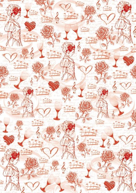 Калька для скрапбукинга Невеста, 21 х 30 смAM402034Калька для скрапбукинга Невеста - прозрачная бумага с декоративным принтом. Калька идеально подходит для скрапбукинга. С помощью кальки можно не только украшать сами фотографии, но также, используя пергамент для скрапбукинга, придать оригинальный вид всему альбому. Такие декорированные листы вставляются для украшения между страничками в фотоальбомы. Особенно эффектно выглядит свадебный альбом, украшенный таким образом. C помощью кальки делаются различные декоративные элементы для поздравительных открыток и коллажей. Декоративные орнаменты, фигурки или кармашки станут украшением любой открытки или альбома для фотографий. Плотность: 110 г/м2. Размер кальки: 21 см х 30 см.