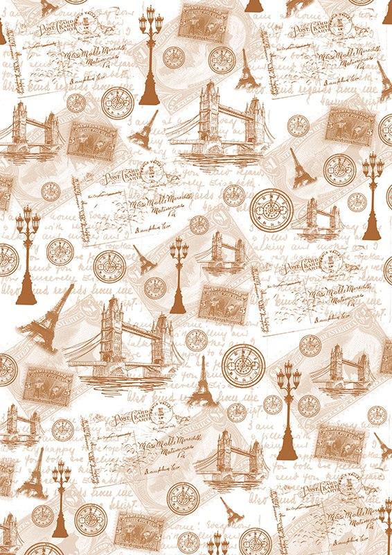 Пленка-оверлей для скрапбукинга Путешествие по Англии и Франции, 21 х 30 см09840-20.000.00Пленка-оверлей Путешествие по Англии и Франции - прозрачная пленка с нанесенным рисунком. Используется чаще всего в скрапбукинге для декорирования фотографий, альбомов, открыток, блокнотов, сувенирных книг и прочего. Для крепления пленки используются разные способы - люверсы, машинная строчка, можно привязать ленточкой, сделав надрез или отверстие, можно приклеить на клей (двухсторонний скотч, и т.п.) и задекорировать это место другими элементами украшений (цветочками, ленточками, пуговками, аппликациями). На пленке можно писать перманентной ручкой или маркером.