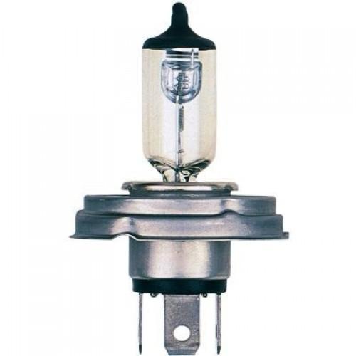 Лампа автомобильная Narva Rally HR2 12V-100/90W (P45t) 4890448904Галогенные лампы NARVA пригодны для всех современных автомобилей, оборудованных фарами головного света, предусматривающими использование галогенных ламп. Эти лампы могут использоваться круглый год в любых погодных условиях Напряжение: 12 вольт