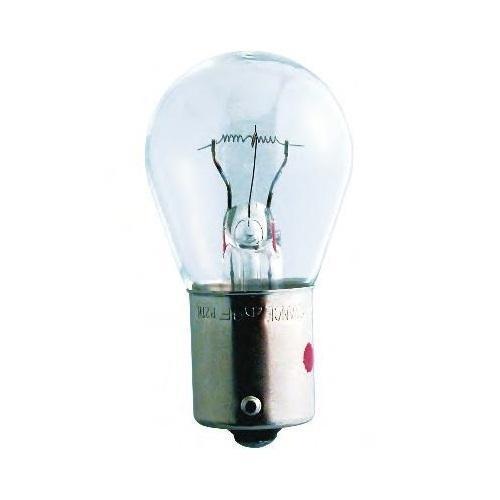 Автомобильная лампа накаливания Philips P21W 24V-21W (BA15s) (вибростойкая+увелич.срок службы) MasterLife. 13498MLCP