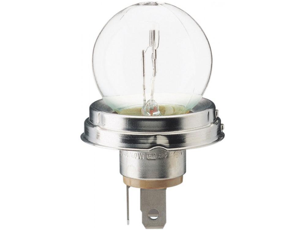 Лампа автомобильная Narva R2 12V-45/40W (P45t) 4921149211Лампа накаливания с цоколем R2, выпускаемая компанией Narva – важный элемент оптики автомобиля. Напряжение: 12 вольт