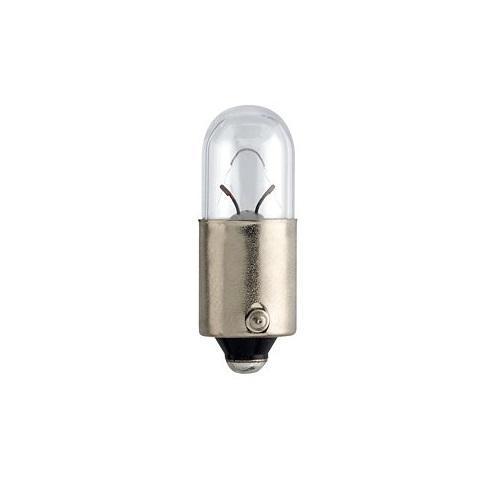 Сигнальная автомобильная лампа Philips T4W 12V-4W (BA9s) (2шт.) 12929B2