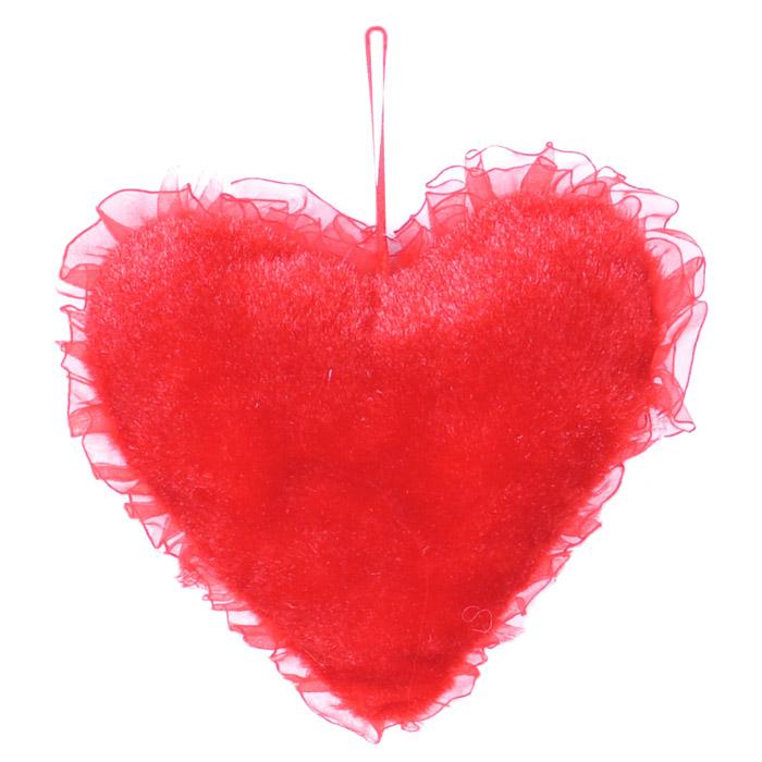 Декоративное подвесное украшение Сердце, 20 см60446Декоративное подвесное украшение Сердце, 20 см