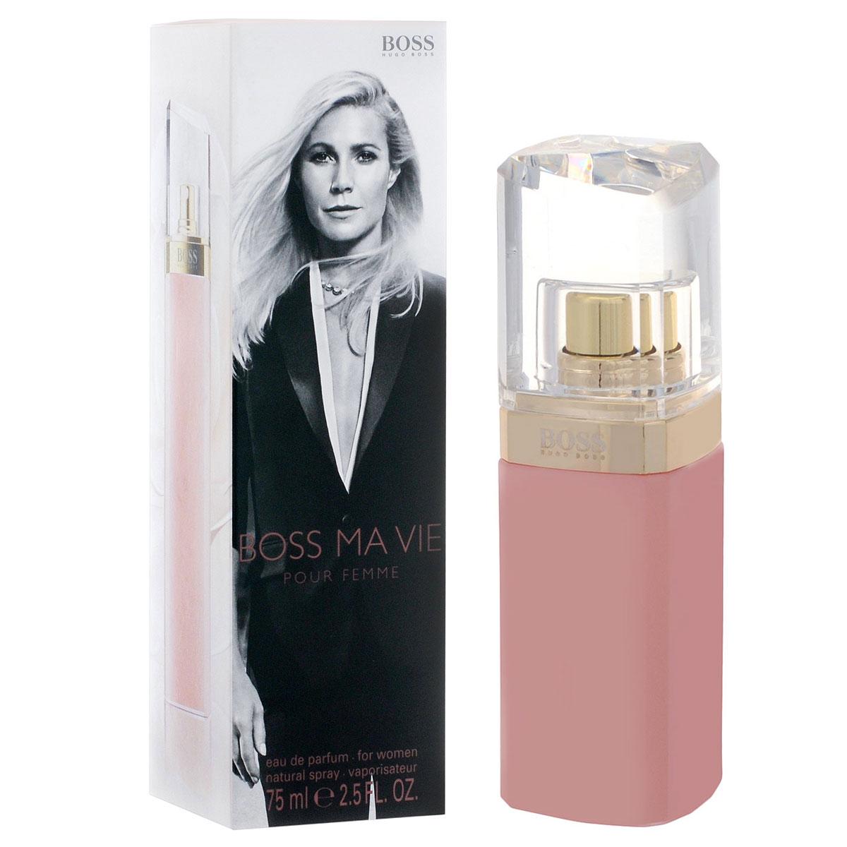 Hugo Boss Парфюмерная вода Ma Vie, женская, 75 мл lancome la vie est belle intense парфюмерная вода женская 75 мл