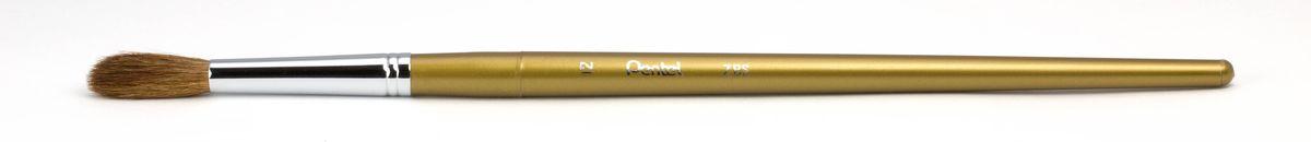 Кисть для рисования Pentel, пони, круглая, размер 12PP-001Кисть для рисования Pentel изготовлена из волоса пони. В отличие от обычных лошадей, волос пони отличается мягкостью, гладкостью, шелковистостью. Волос пони толще волоса белки, поэтому кисти из пони более плотные. Основное применение: акварель, гуашь, клей и косметические средства.Длина кисти: 24,5 см.Материал: мех пони, пластик, металл.Ширина щетины: 1,1 см.Длина щетины: 2,5 см.