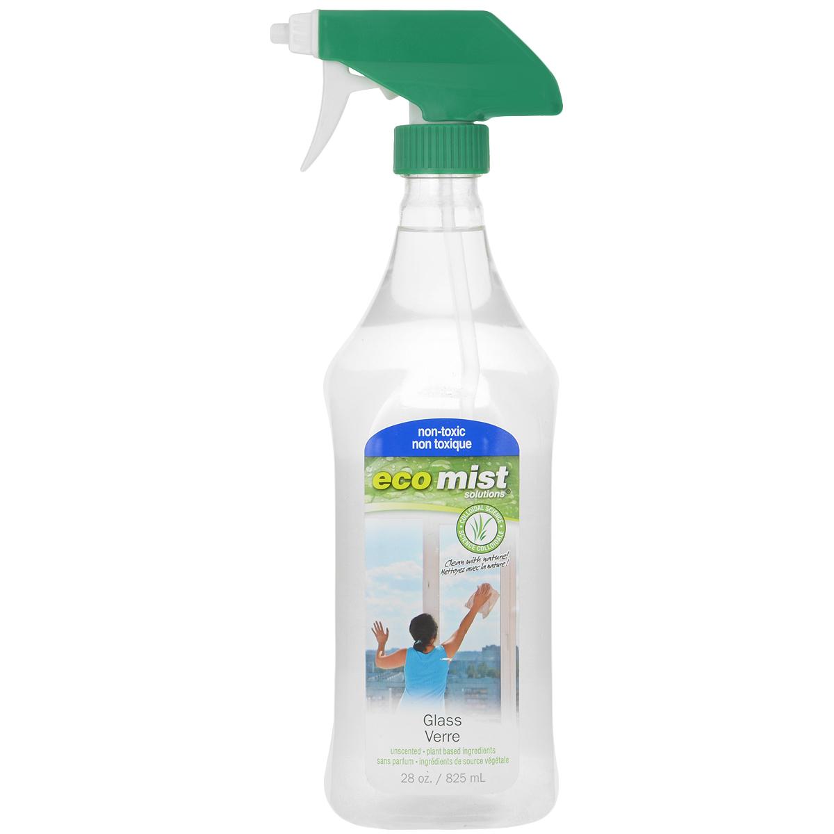 Средство для мытья стекол Eco Mist, 825 млEM825XXGXTR06EFLМоющее средство Eco Mist, не оставляющее разводов! Используется для мойки окон, зеркал и других стеклянных поверхностей. Может быть также использовано для очистки хромированных и металлических предметов. Средство идеально подходит для людей с чувствительной кожей. Не токсично. Без запаха. Идеальное средство для зеркал, автомобильного стекла и пластиковых панелей. Состав: дехлорированная вода, сахарный тростник, переработанный экстракт кокоса.