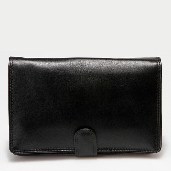 """Барсетка мужская """"Bodenschatz"""", цвет: черный. 8-649/01"""