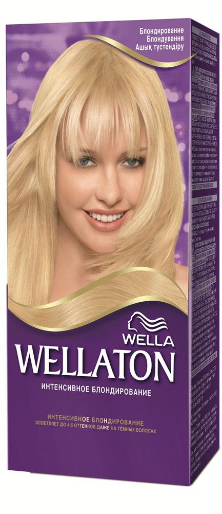 Блондирование для волос WellatonWL-81035701Блондирование Wellaton с сывороткой с провитамином В5 создана специально для вас, она подарит вашим волосам: Насыщенный цвет; Здоровый вид; Потрясающий блеск; Великолепное закрашивание седины; Осветляет на 4-5 тонов. Характеристики: Вес блондирующего порошка: 2 х 15 г. Объем проявителя: 60 мл. Объем сыворотки с провитамином В5: 10 мл. Производитель: Россия. В комплекте: 2 пакетика с блондирующим порошком, 1 флакон с проявителем, 1 пакетик с сывороткой с провитамином В5, 1 пара перчаток, инструкция по применению. Товар сертифицирован. Внимание! Продукт может вызвать аллергическую реакцию, которая в редких случаях может нанести серьезный вред вашему здоровью. Проконсультируйтесь с врачом-специалистом перед применением любых окрашивающих средств.