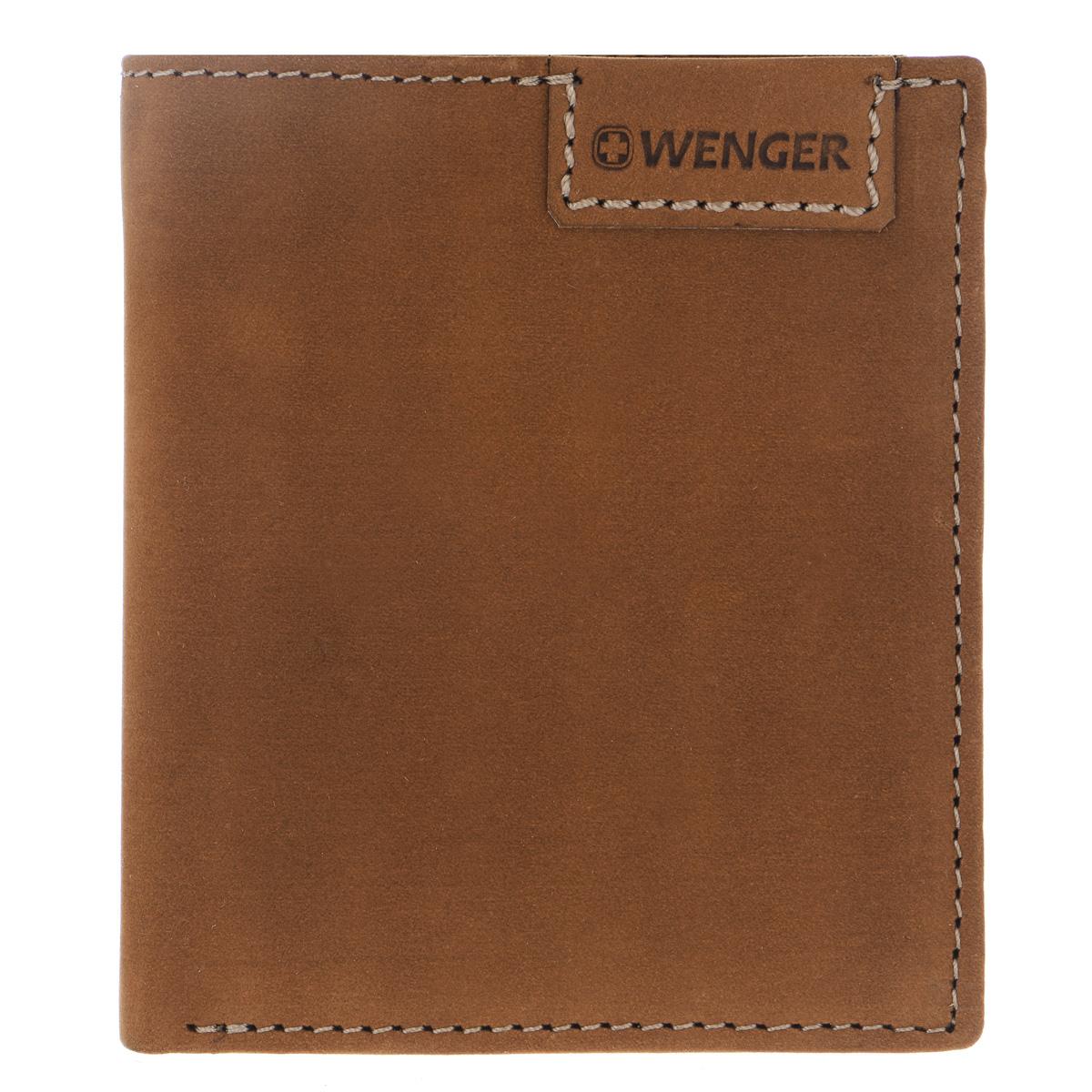 Портмоне мужское Wenger, цвет: коричневый. W11-12W11-12BROWNСтильное мужское портмоне Wenger изготовлено из натурального нубука и оформлено декоративной прострочкой, а также тиснениями в виде логотипа и названия бренда на лицевой стороне. Внутри - два отделения для купюр, отсек для мелочи на замке-кнопке, два боковых кармана и три прорези для визиток и кредитных карт. Изюминкой модели является то, что часть отсеков портмоне закрыто хлястиком на кнопку: сетчатый карман, боковой карман и три прорези для визиток и кредитных карт. Портмоне упаковано в изысканную фирменную коробку. Модное портмоне Wenger не оставит равнодушным истинного ценителя прекрасного. По всем вопросам гарантийного и постгарантийного обслуживания рюкзаков, чемоданов, спортивных и кожаных сумок, а также портмоне марок Wenger и SwissGear вы можете обратиться в сервис-центр, расположенный по адресу: г. Москва, Саввинская набережная, д.3. Тел: (495) 788-39-96, (499) 248-56-56, ежедневно с 9:00 до 21:00. Подробные условия гарантийного...