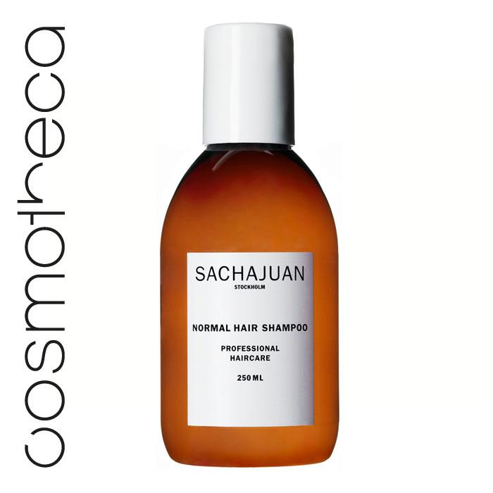 Sachajuan Шампунь для нормальных волос 250 млFS-00897Мягкий очищающий шампунь с технологией «Морской шелк». Подходит для ежедневного использования. Для нормальных волос. Улучшает состояние кожи головы и волос, делает волосы упругими и здоровыми.
